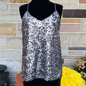 Express Sequined Camisole